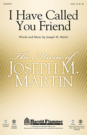 Product Cover for I Have Called You Friend