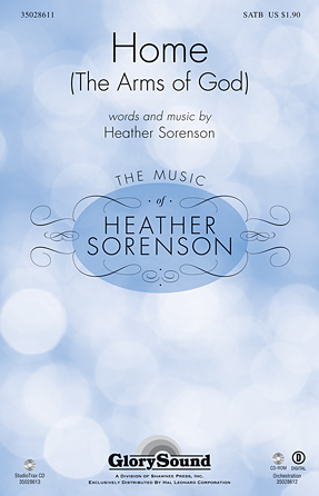 Home : SATB : Heather Sorenson : Heather Sorenson : Sheet Music : 35028611 : 884088694470