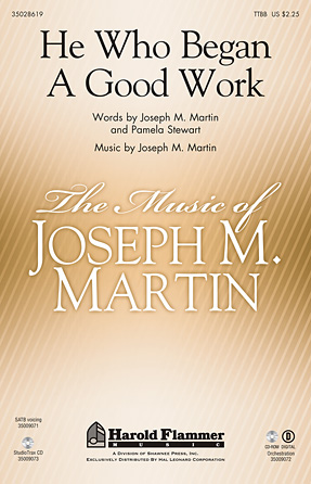 Product Cover for He Who Began A Good Work