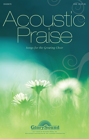 Product Cover for Acoustic Praise (Songs for the Growing Choir)