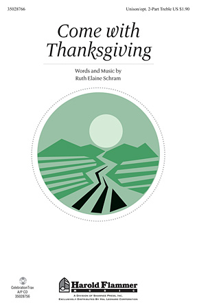 Product Cover for Come With Thanksgiving