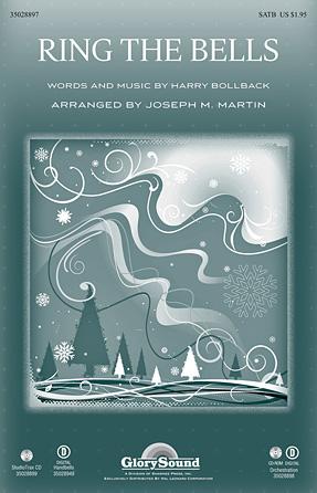 Ring the Bells : SATB : Joseph Martin : Harry Bollback : Sheet Music : 35028897 : 884088889432