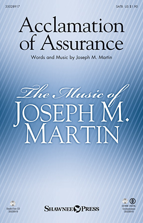 Product Cover for Acclamation of Assurance