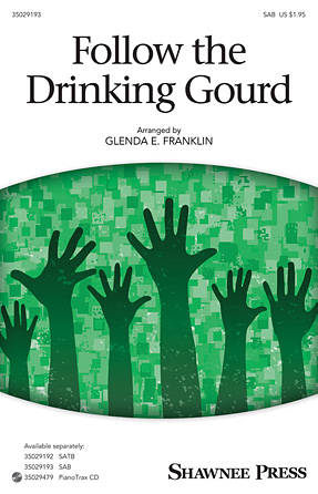 Product Cover for Follow the Drinking Gourd