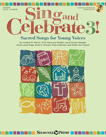 Product Cover for Sing and Celebrate 3! Sacred Songs for Young Voices