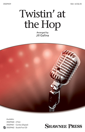 Product Cover for Twistin' at the Hop
