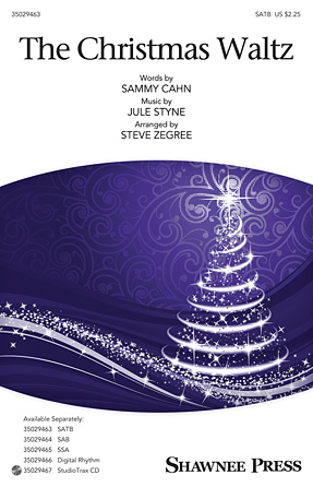 Product Cover for The Christmas Waltz
