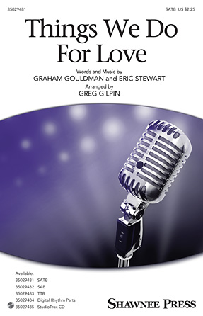 Product Cover for Things We Do for Love