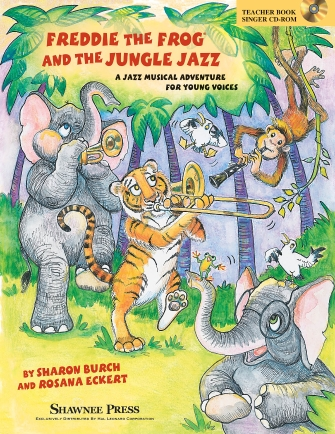 Product Cover for Freddie the Frog and the Jungle Jazz