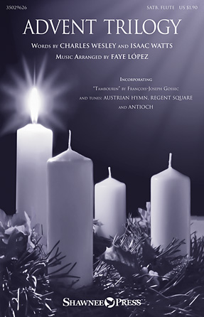 Advent Trilogy : SATB :  : Sheet Music : 35029626 : 884088990862