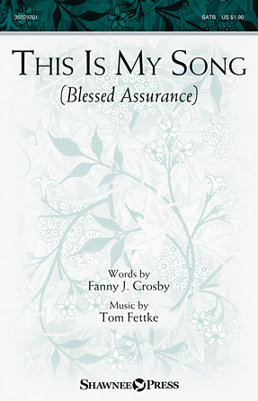 Product Cover for This Is My Song (Blessed Assurance)