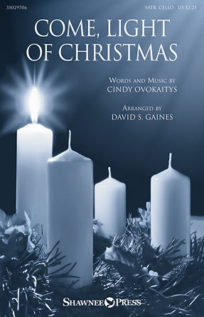 Product Cover for Come, Light Of Christmas