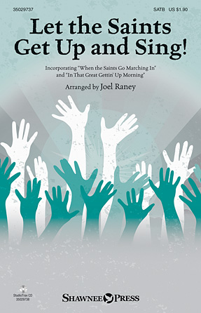 Product Cover for Let the Saints Get Up and Sing!