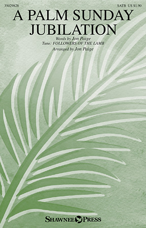 Product Cover for A Palm Sunday Jubilation