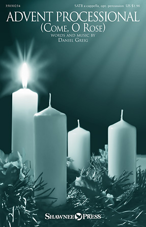 Product Cover for Advent Processional