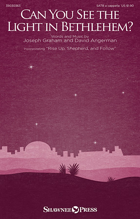Product Cover for Can You See the Light in Bethlehem?
