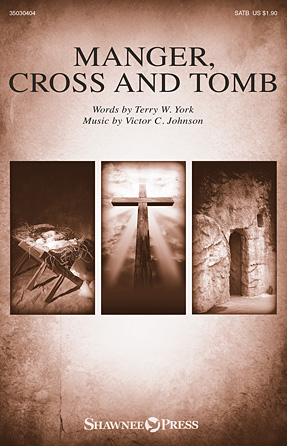Product Cover for Manger, Cross and Tomb