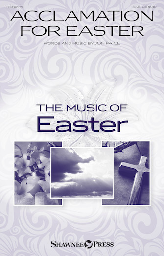 Product Cover for Acclamation for Easter