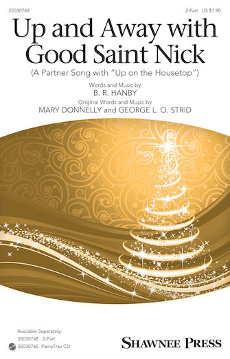 Product Cover for Up and Away with Good Saint Nick