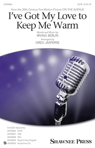 Product Cover for I've Got My Love to Keep Me Warm