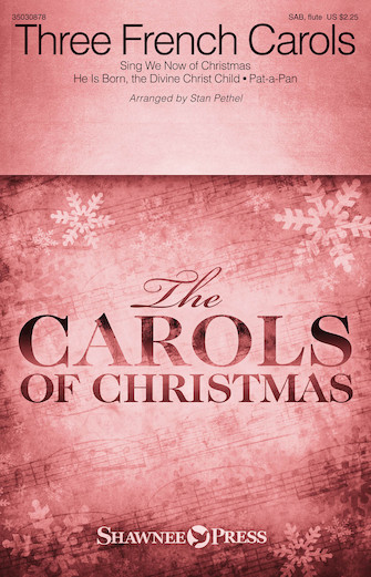 Product Cover for Three French Carols