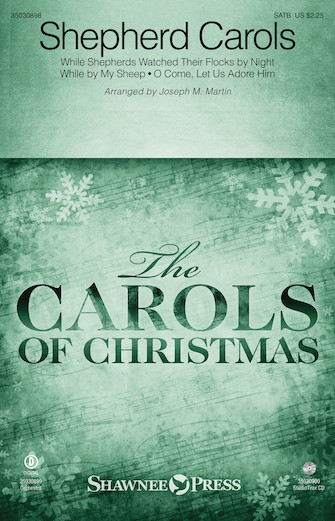 Product Cover for Shepherd Carols