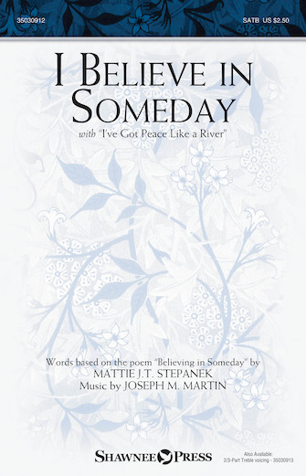 Product Cover for I Believe in Someday