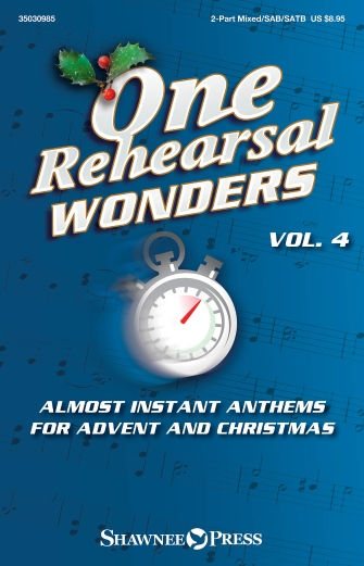 One Rehearsal Wonders, Volume 4