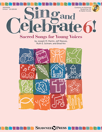 Product Cover for Sing and Celebrate 6! Sacred Songs for Young Voices