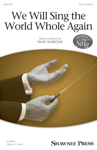 Product Cover for We Will Sing the World Whole Again