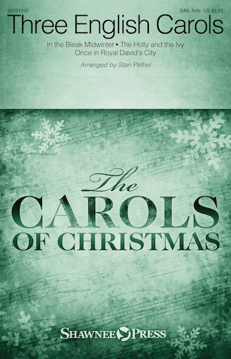 Product Cover for Three English Carols