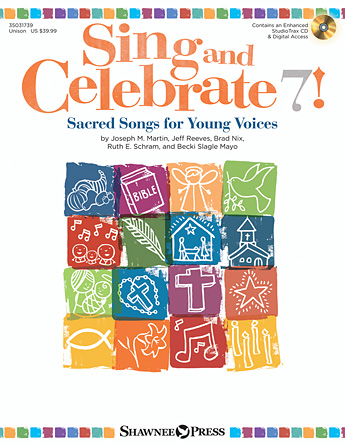 Product Cover for Sing and Celebrate 7! Sacred Songs for Young Voices