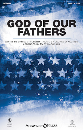 Product Cover for God of Our Fathers