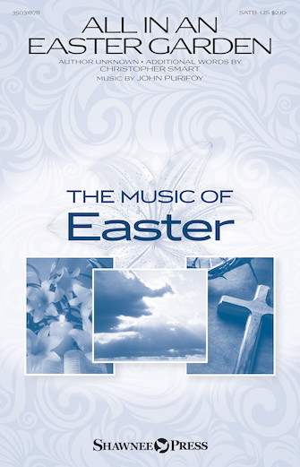 Product Cover for All in an Easter Garden