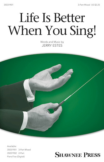 Product Cover for Life Is Better When You Sing!