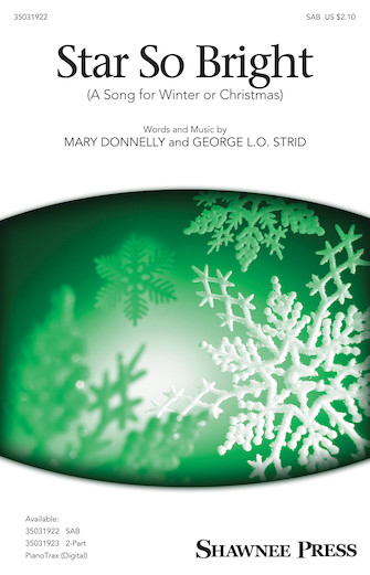 Product Cover for Star So Bright (A Song for Winter or Christmas)
