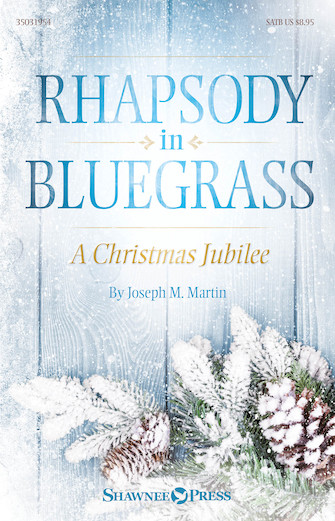 Product Cover for Rhapsody in Bluegrass