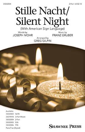 Stille Nacht/Silent Night (with American Sign Language)
