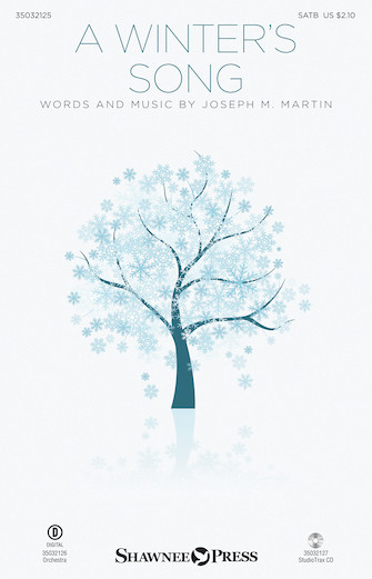 Product Cover for A Winter's Song