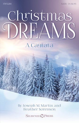 Product Cover for Christmas Dreams (A Cantata)
