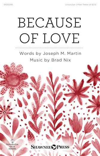 Product Cover for Because of Love