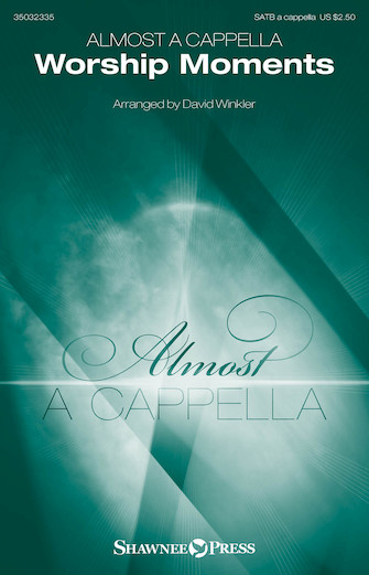 Product Cover for Almost A Cappella - Worship Moments