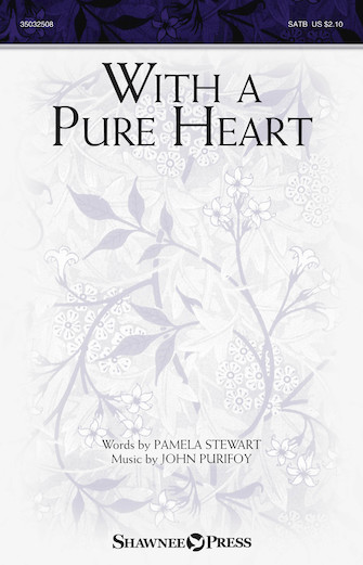 Product Cover for With a Pure Heart