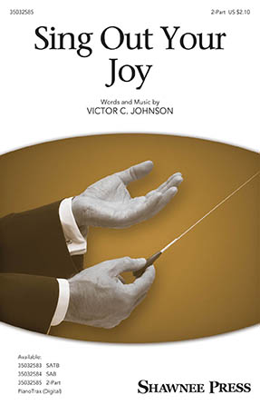 Product Cover for Sing Out Your Joy