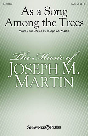 Product Cover for As a Song Among the Trees