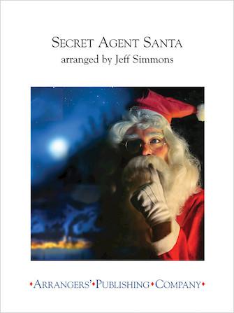 Product Cover for Secret Agent Santa