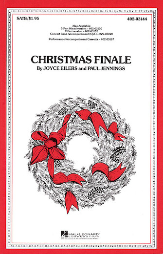 Product Cover for Christmas Finale