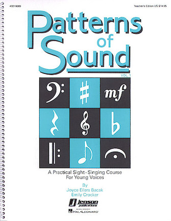 Product Cover for Patterns of Sound – Vol. I