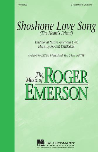 Product Cover for Shoshone Love Song
