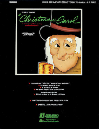 Product Cover for A Christmas Carol (A Holiday Musical Classic)
